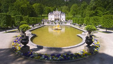 The Linderhof Palace