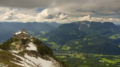 Eagle's Nest (The Kehlsteinhaus)