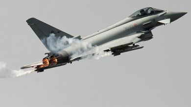 Italian Eurofighter Typhoon