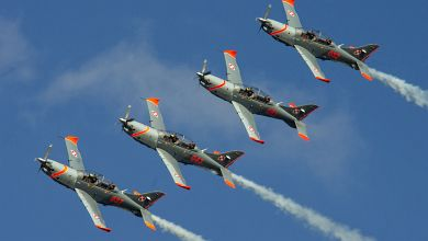 'Orlik' Aerobatics Team